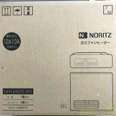 未使用 ガスファンヒーター 都市ガス12A/13A|NORITAZ