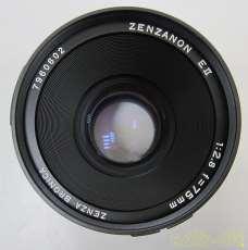 ブロニカ中判カメラ用レンズ|ZENZA BRONICA