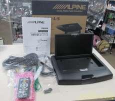 車内用液晶モニター ALPINE