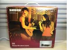 スタジオアクセサリ関連|SHURE