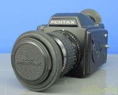 中判・大判カメラ|PENTAX