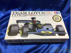 1/12 TEAM LOUTS TYPE 72D|TAMIYA