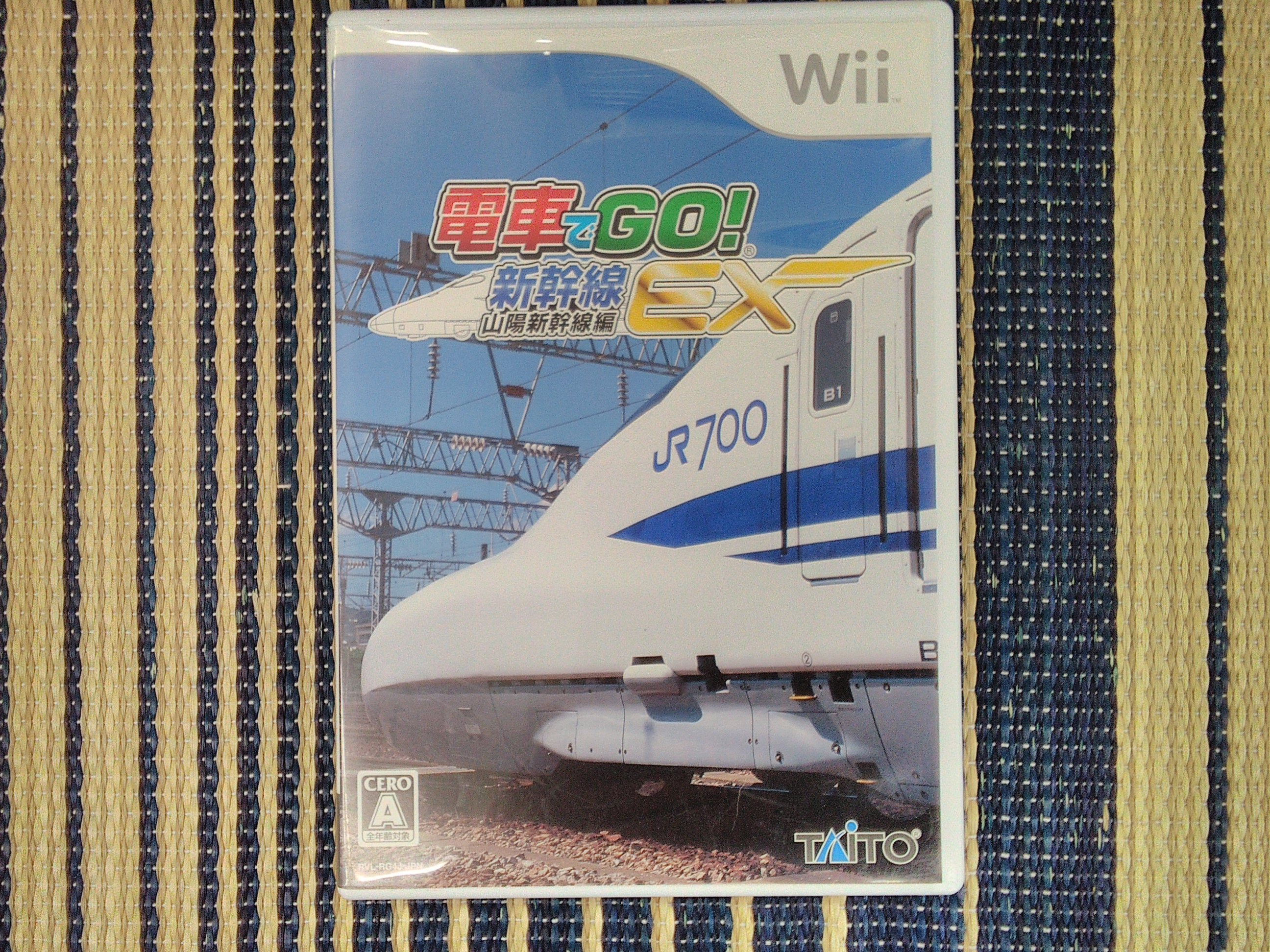 WIIソフト TAITO