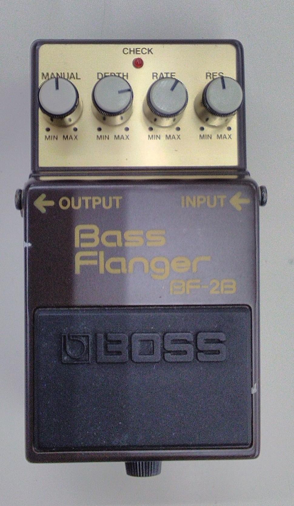 Bフランジャー|BOSS