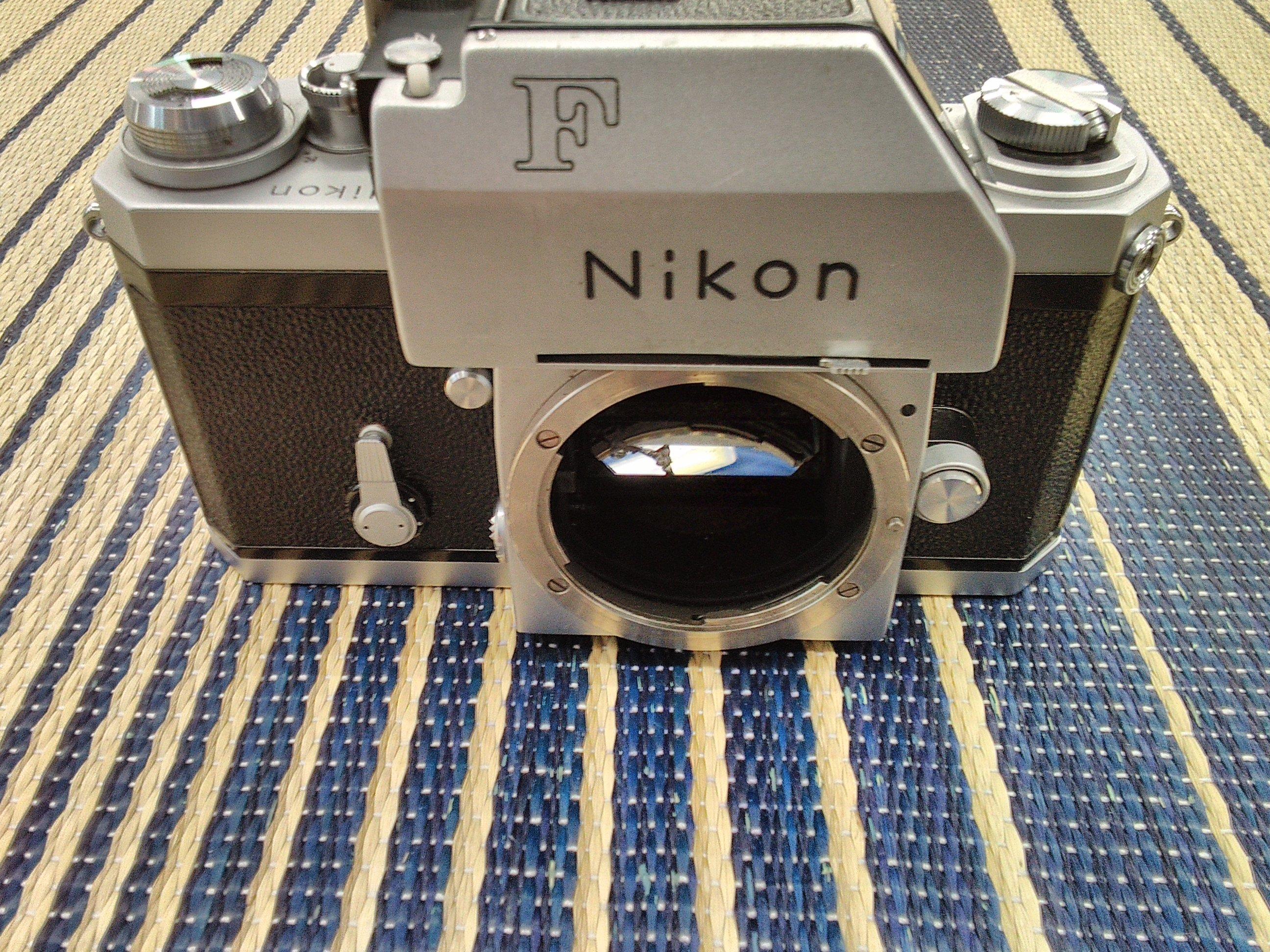 フィルムカメラ|NIKON