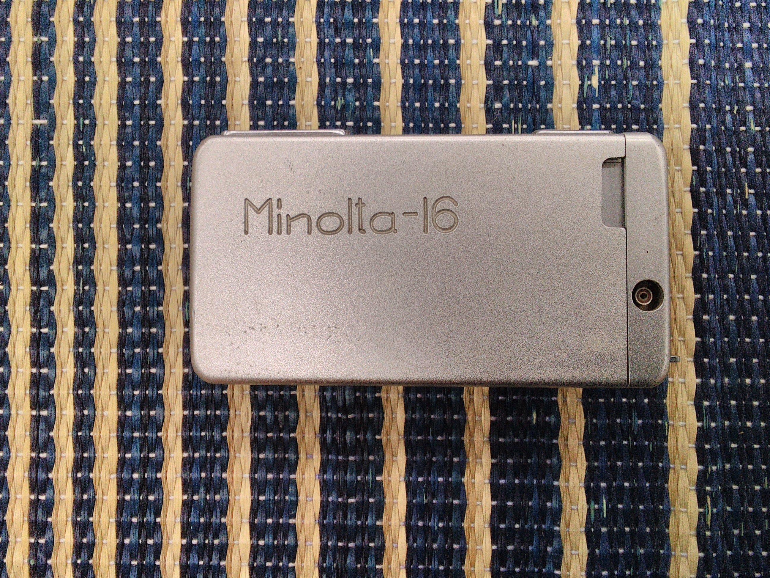 フィルムカメラ|MINOLTA