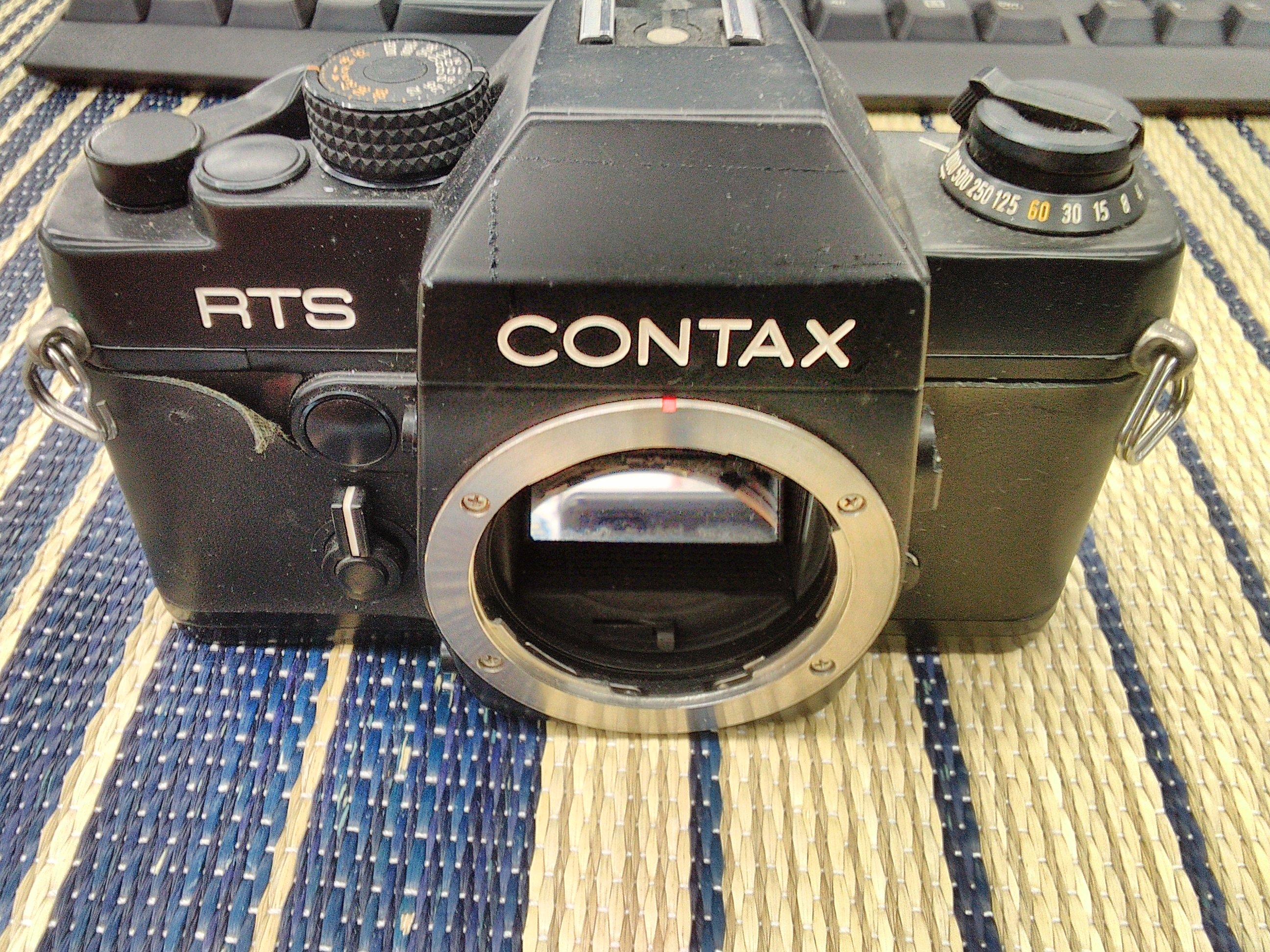 フィルムカメラ ボディ|CONTAX