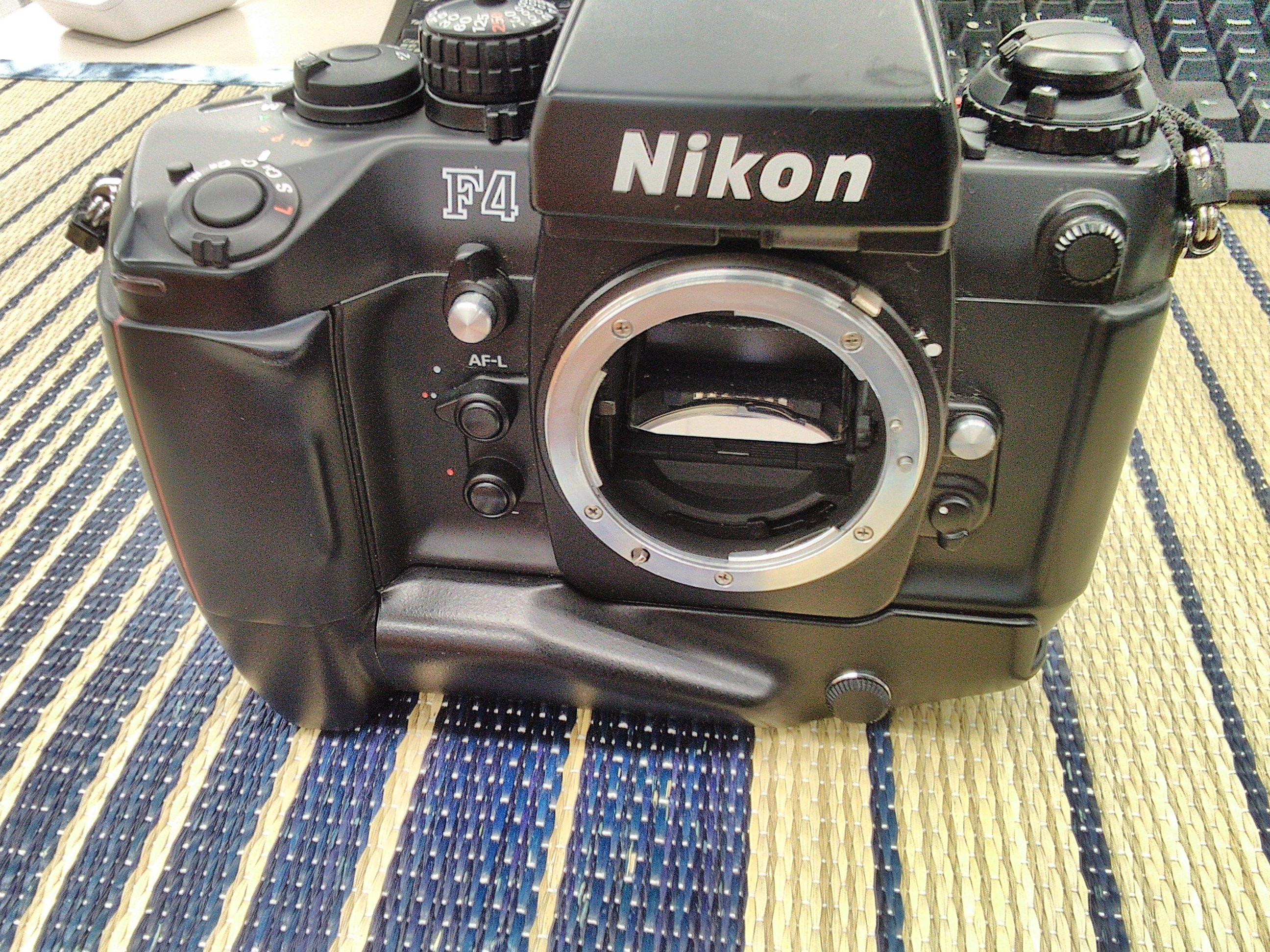 フィルムカメラボディ|NIKON
