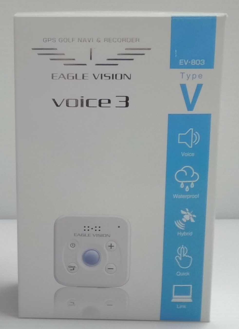 EAGLE VISION VOICE3 朝日ゴルフ