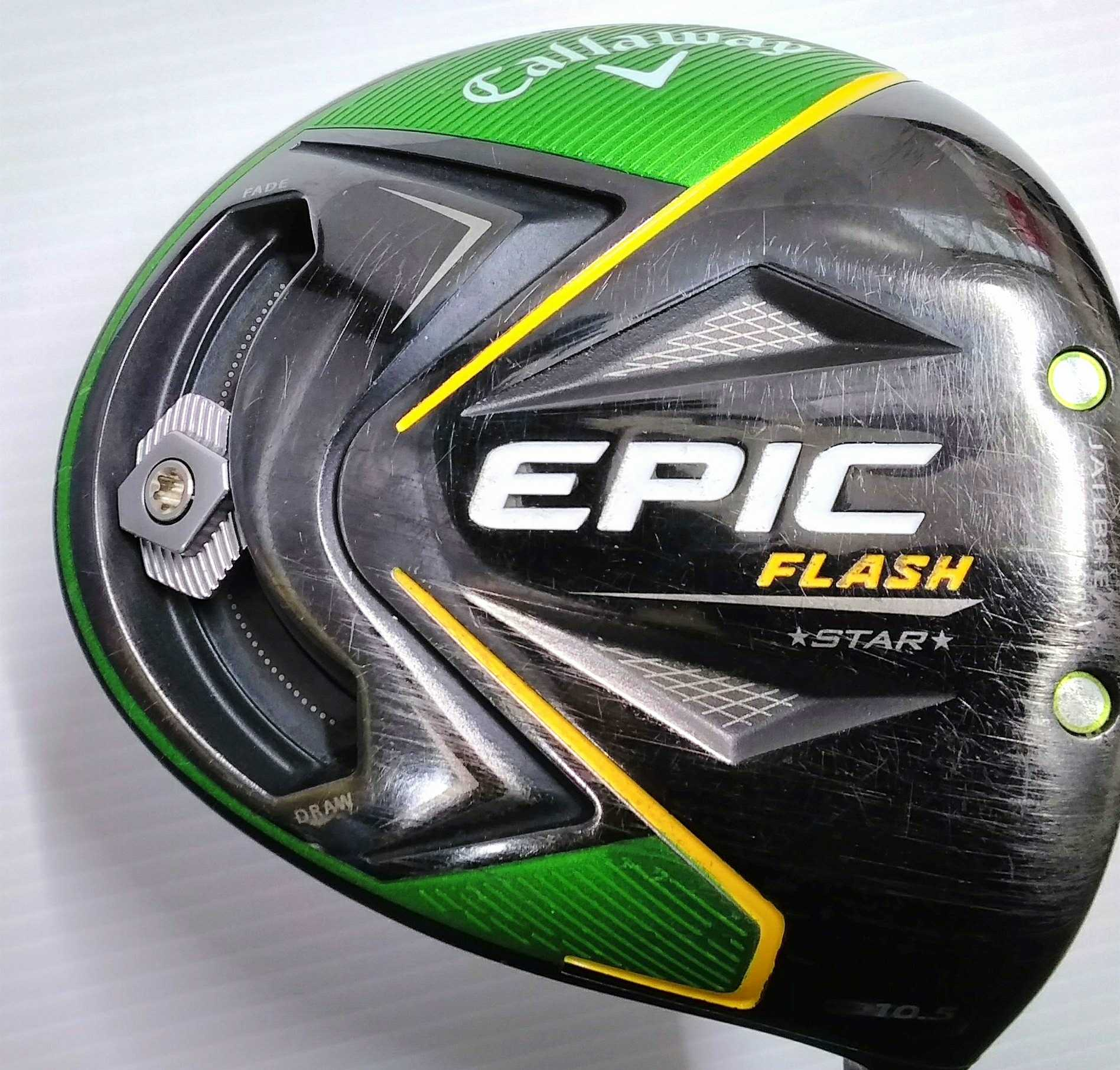 【EPIC FLASH STAR】ドライバー 10.5|CALLAWAY