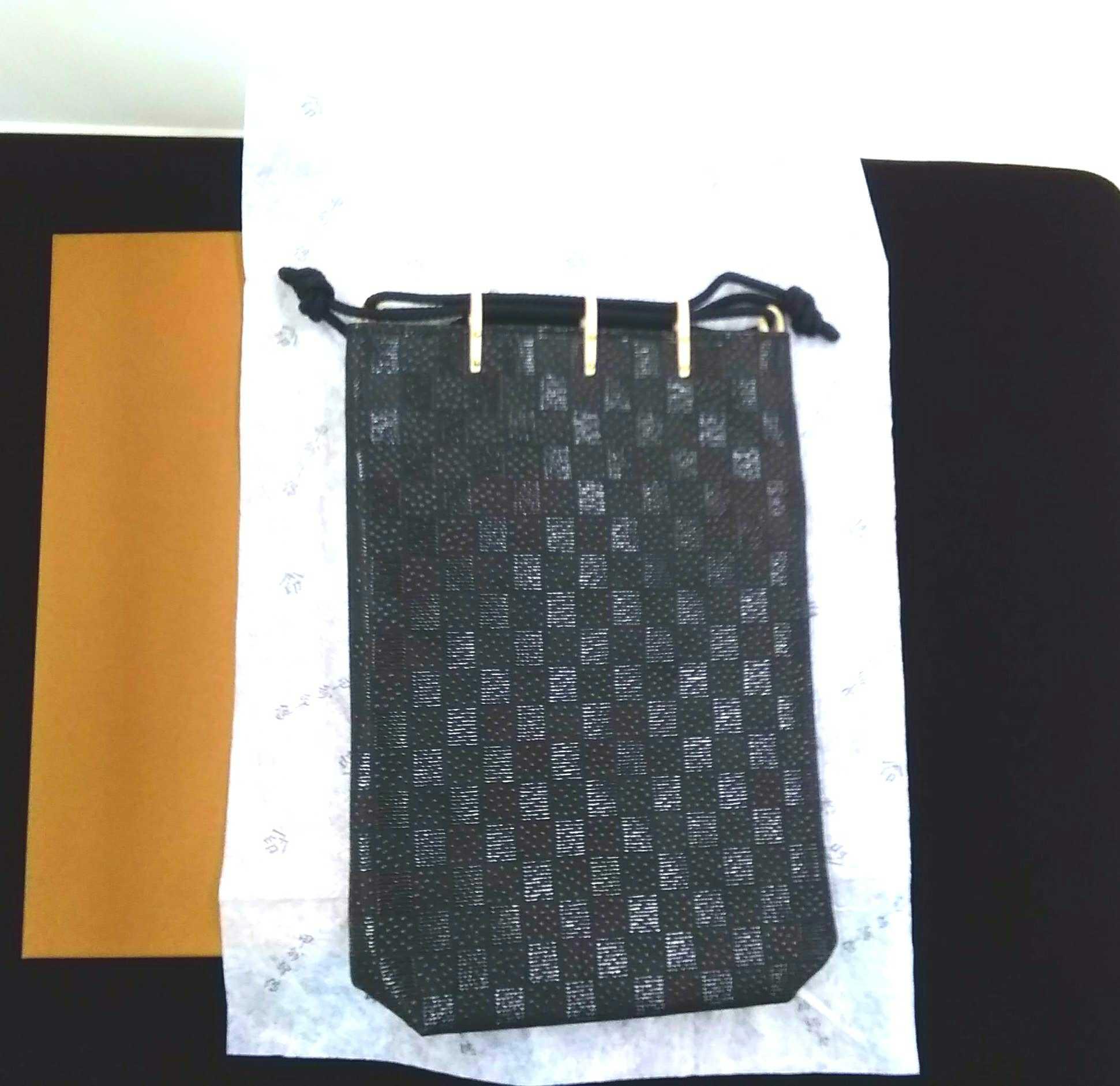 合切袋(巾着袋)|印伝屋
