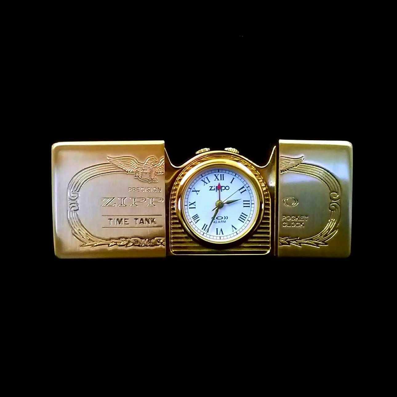 TIME TANK(時計)|ZIPPO