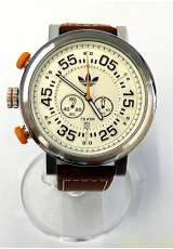 adidas クォーツ・アナログ腕時計