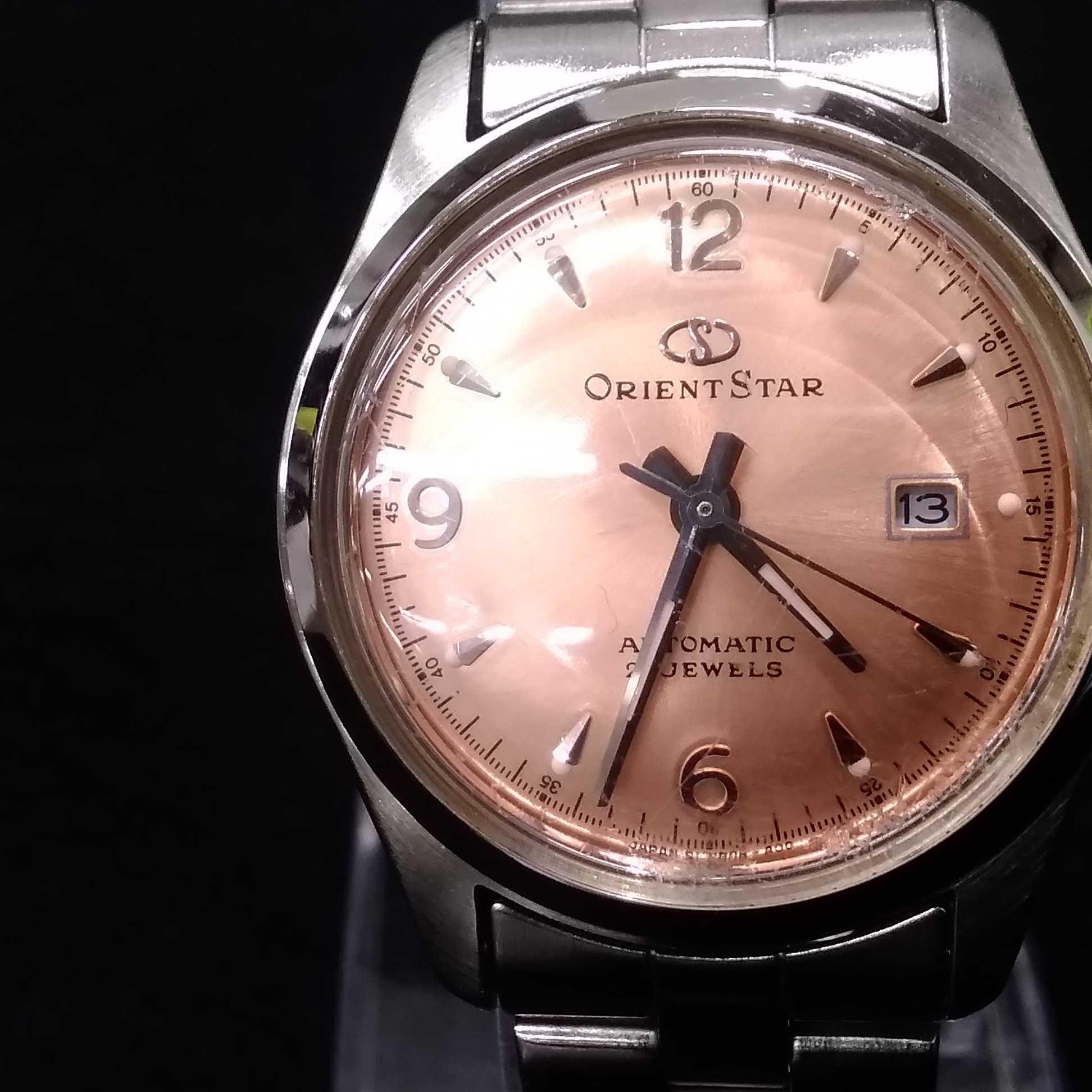 自動巻き腕時計|ORIENTSTAR