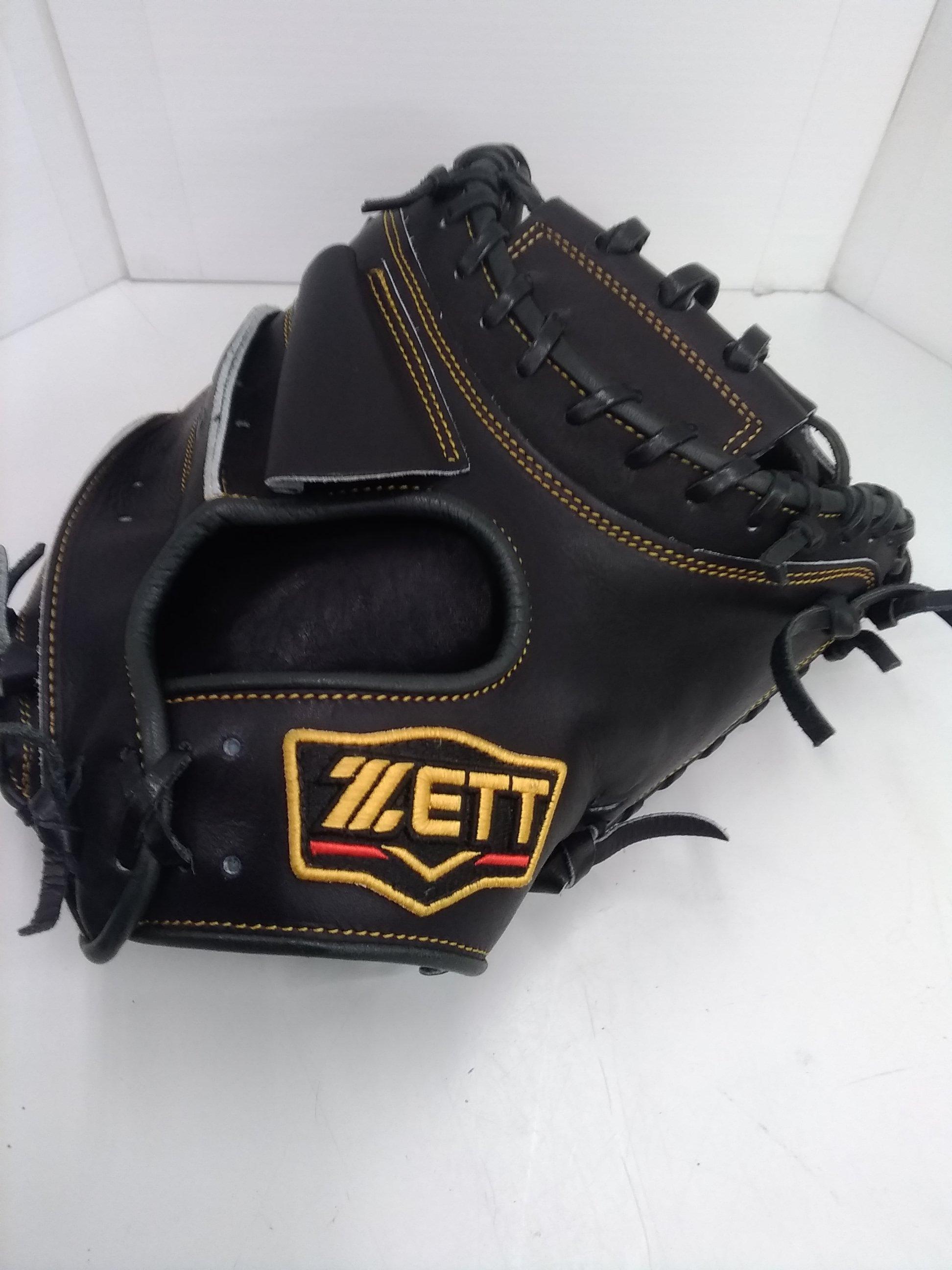 ZETT 硬式捕手モデル|ZETT
