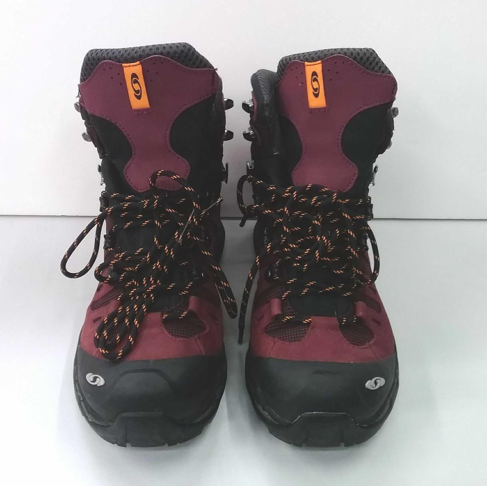 登山靴 SALOMON CONTAGRIP サイズ➡24.5cm SALOMON