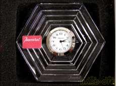 バカラ 置き時計|BACCARAT