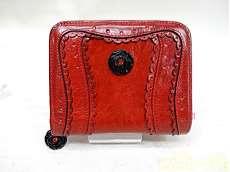 アナスイ 革二つ折り財布|ANNA SUI