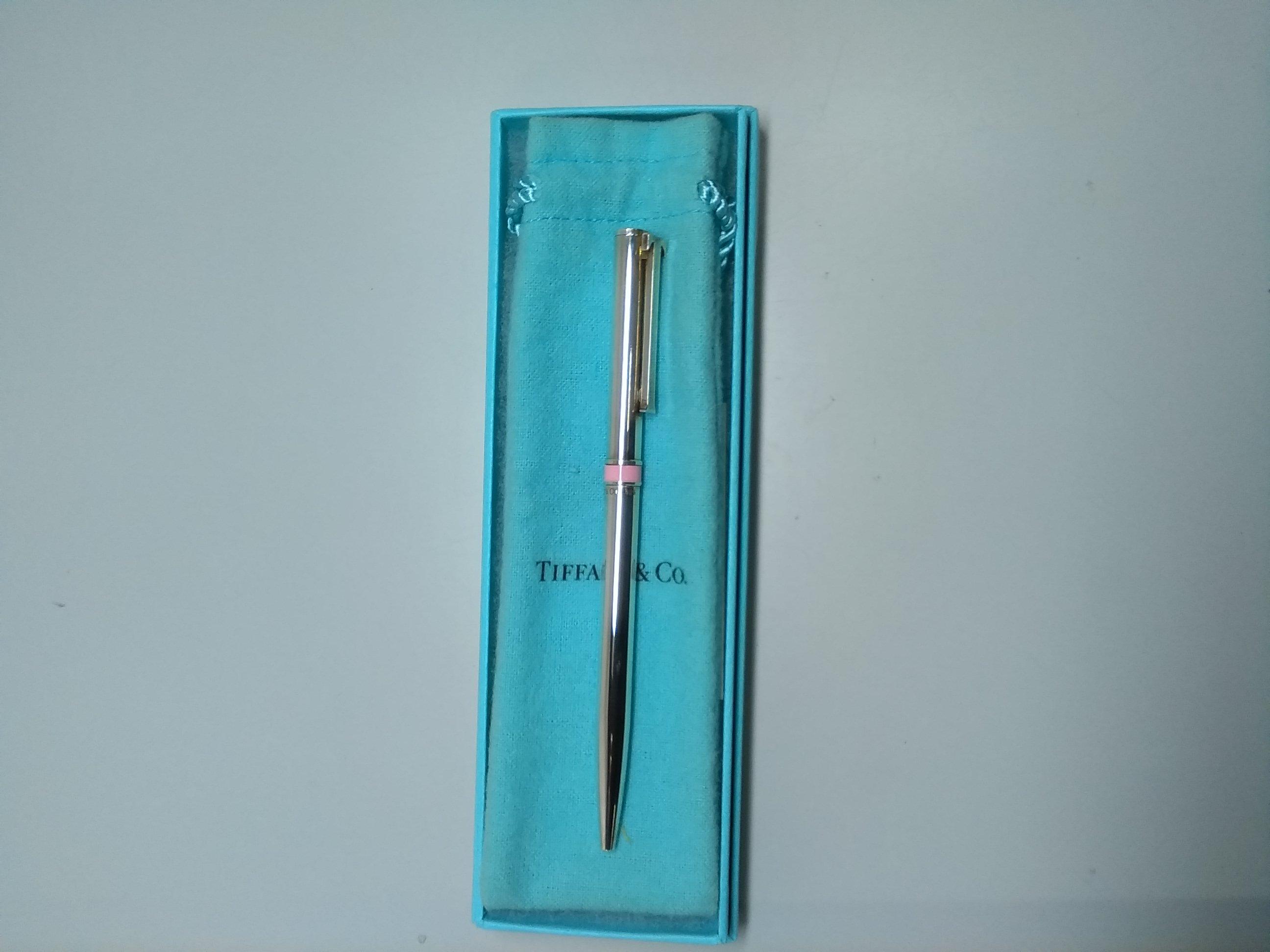 シルバー製ボールペン|TIFFANY&CO.