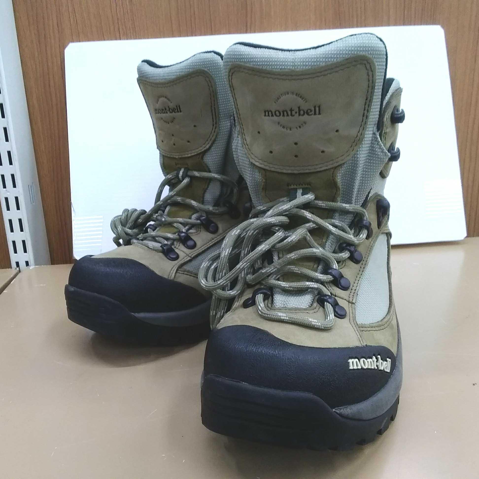 靴/25.5CM|MONT-BELL