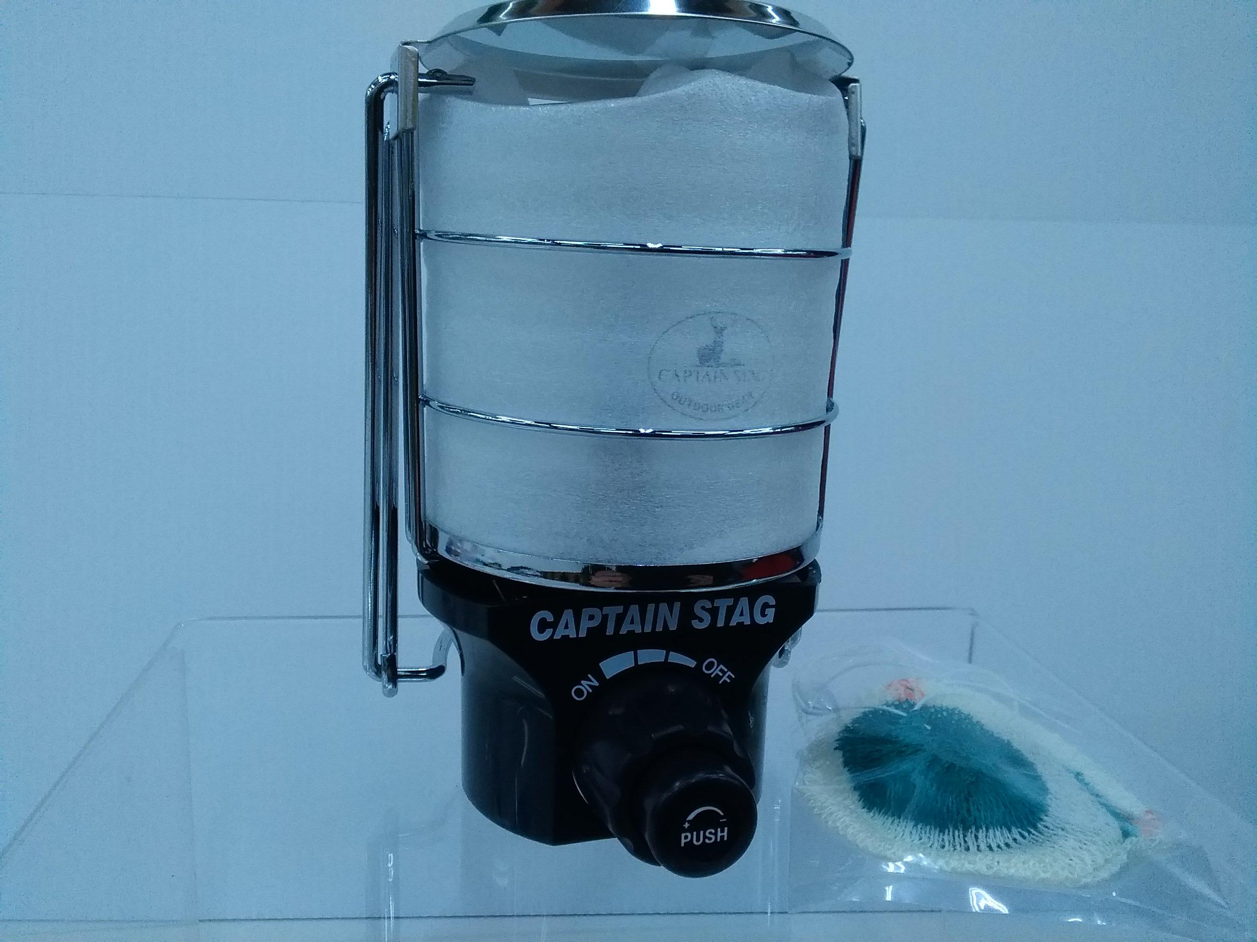 【未使用品】ガスランタン|CAPTAIN STAG