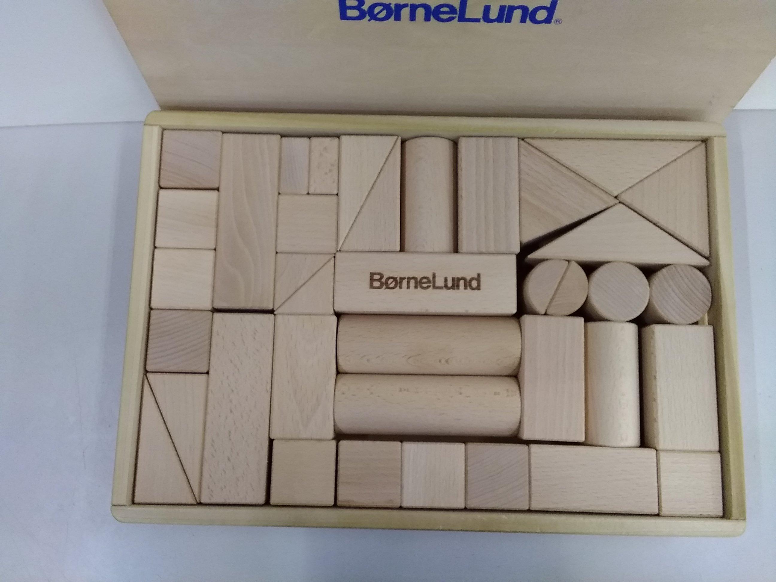 木のおもちゃ・積み木|BORNELUND