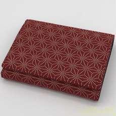 がま口2つ折り財布|印傳屋