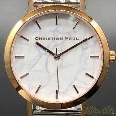 大理石柄ウォッチ|CHRISTIAN PAUL