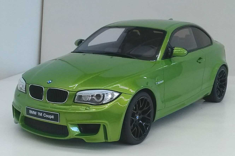 ZM036 BMW 1M Metallic Green|GT SPORT