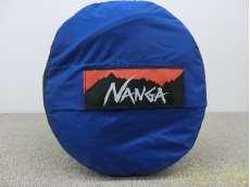 シュラフ|NANGA
