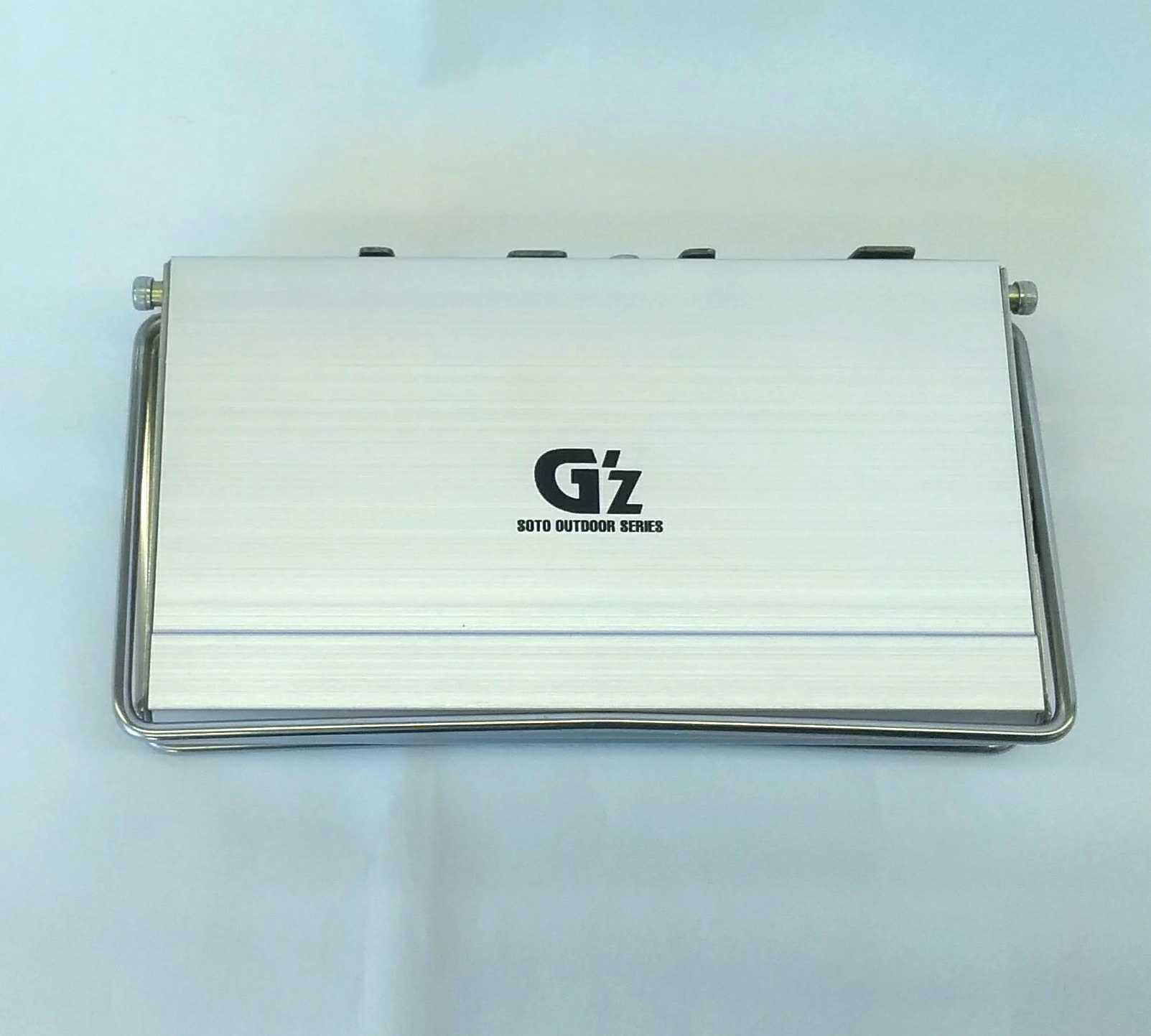 G-ストーブ|新富士バーナー