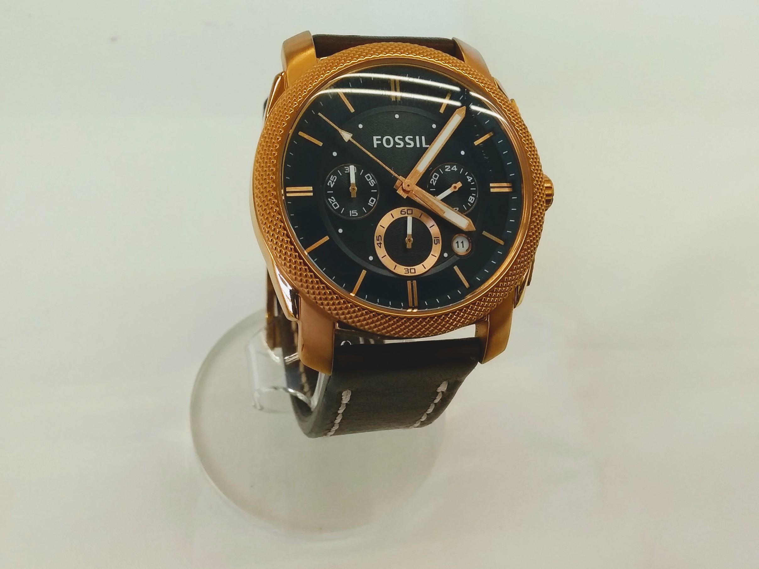 腕時計【クロノグラフ】|FOSSIL【フォッシル】【箱なし】