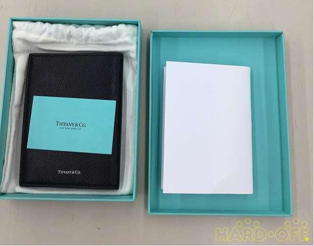 premium selection 866e1 6cc44 TIFFANY & CO. ティファニー|手帳カバー ティファニー|HARDOFFNETMALL|WEBNo.2030210000000408