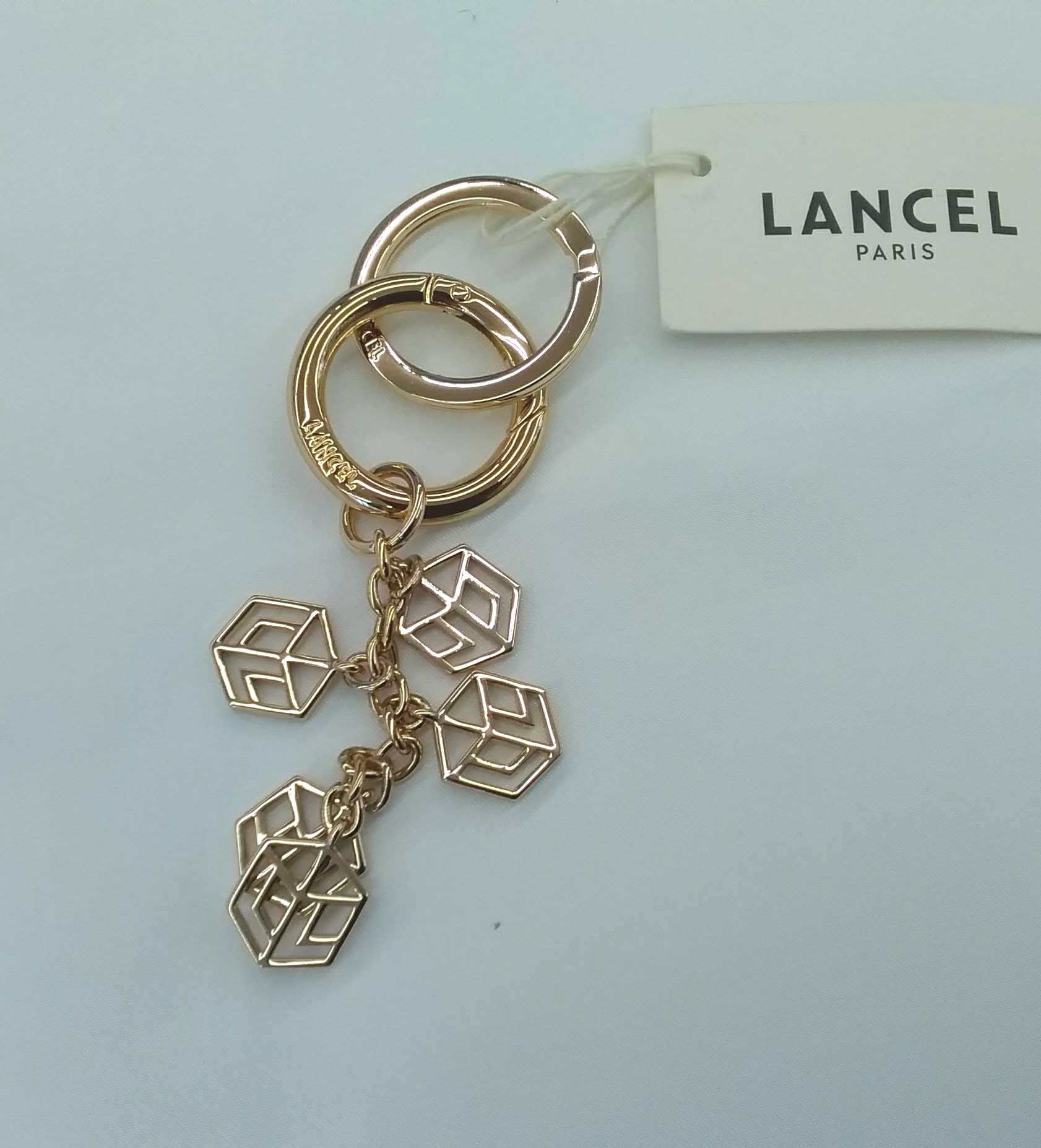 ランセル キーホルダー 【美品】|LANCEL