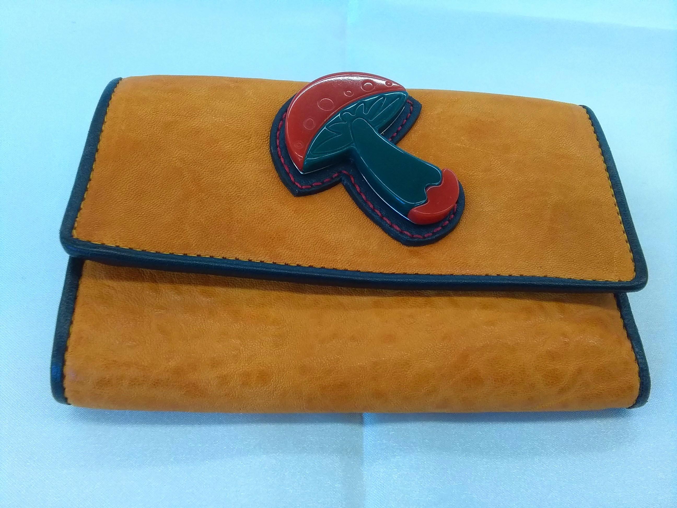 二つ折り財布|MIUMIIU