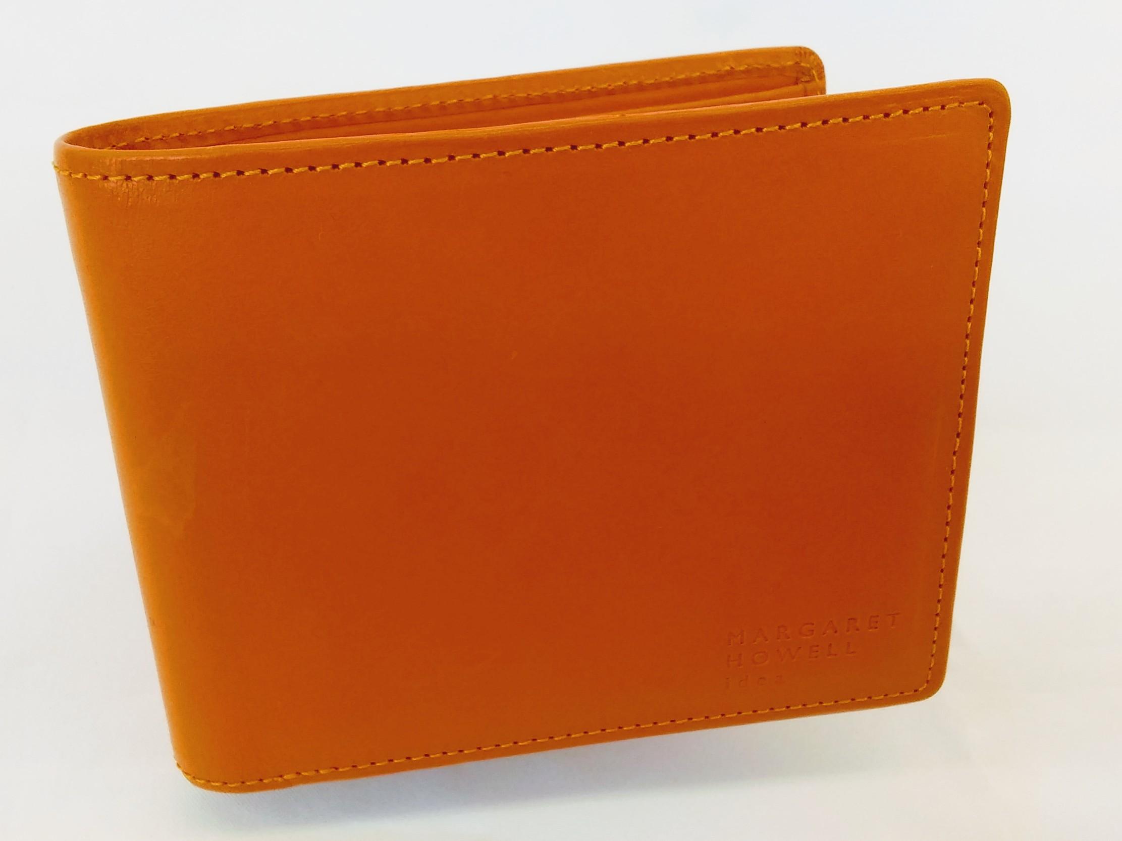 折りたたみ財布|MARGARET HOWELL【マーガレットハウエル】