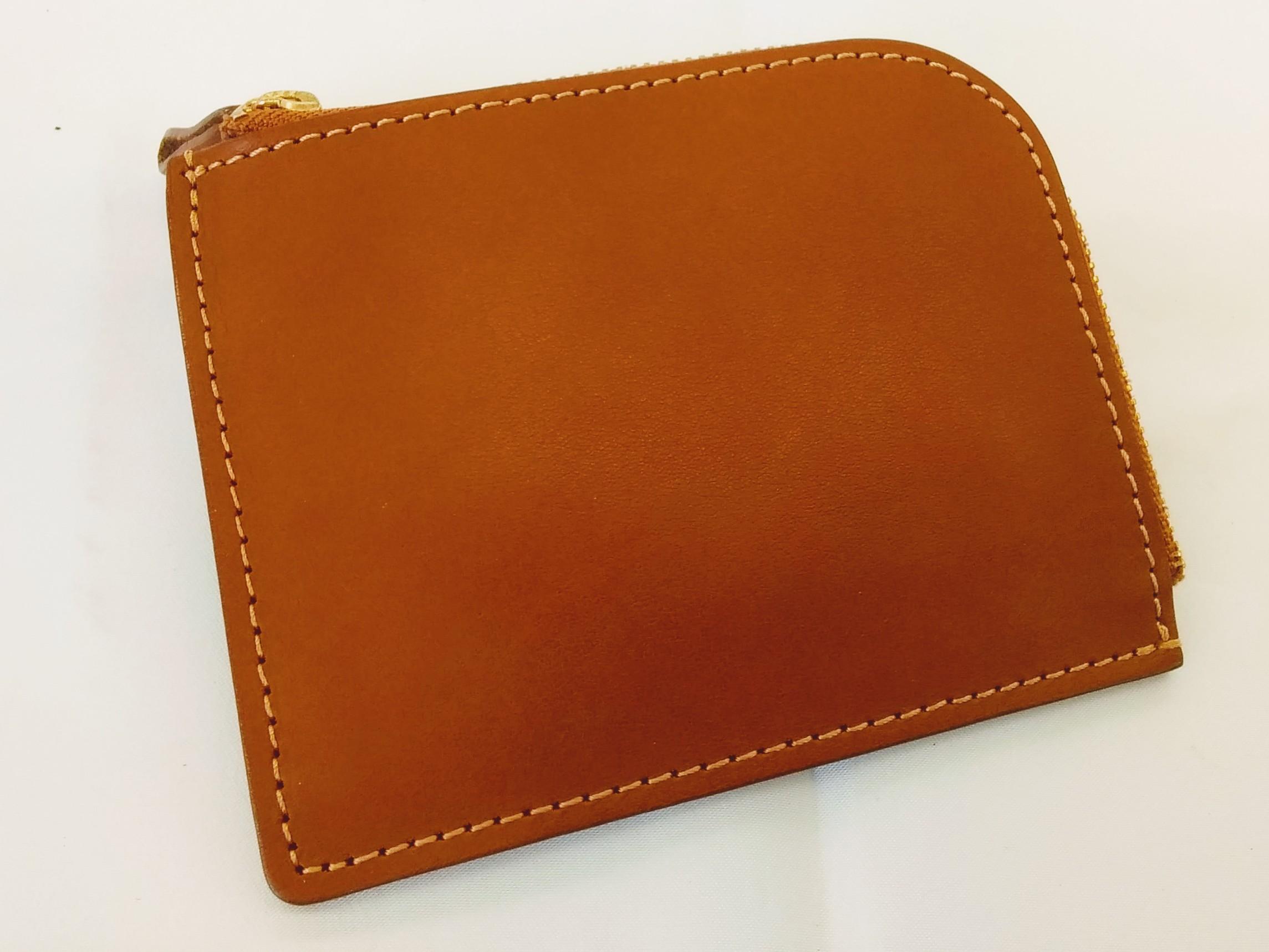 財布【ブラウン】|土屋鞄製作所【ジップ財布】【メンズ】