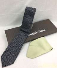 イタリア製ネクタイ|ERMENEGILDO ZEGNA