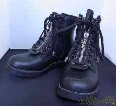 WESCOコラボ FiremanCenterZip|CHROME HEARTS