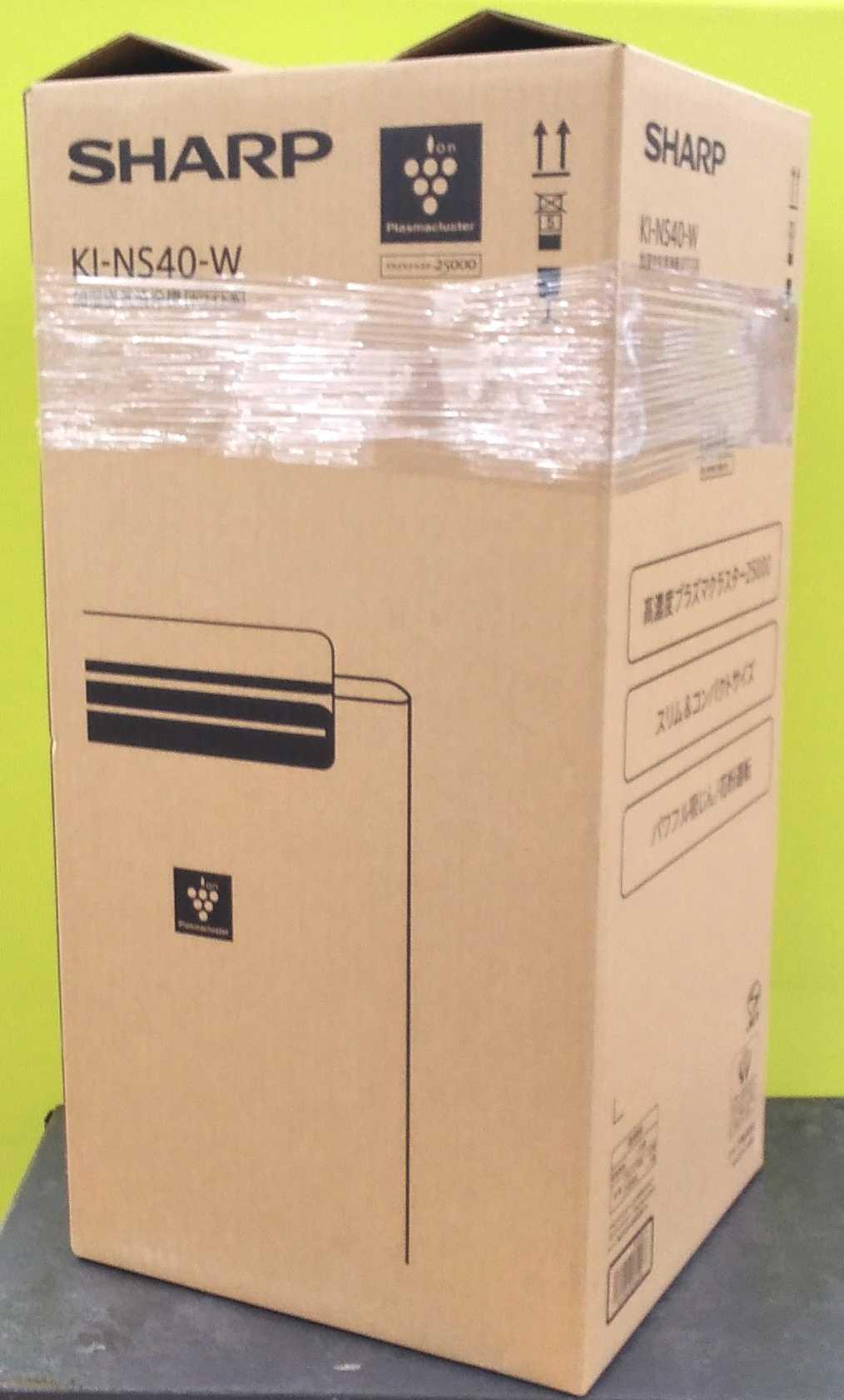 加湿空気清浄機|SHARP