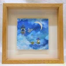 横山 真弥 アーカイバル アラビアンナイト…ランプの魔法|アートプリントジャパン