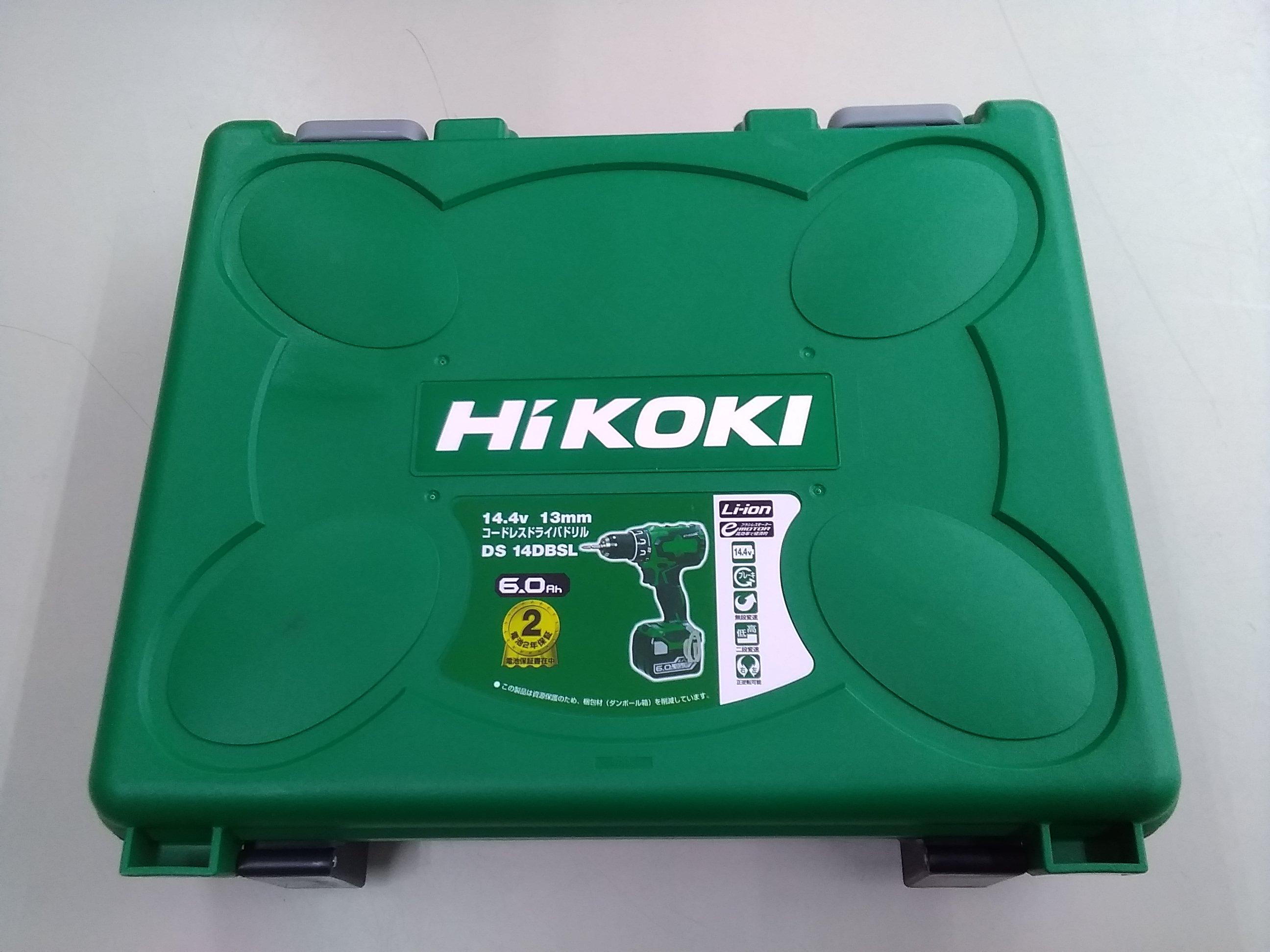コードレスドライバドリル|HIROKI