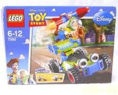 レゴ トイストーリー ウッディとバズが救出に出動!|LEGO