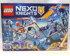 レゴ ネックスナイツ ランスのロボホースvsグリムロック|LEGO