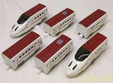 プラレール いっぱいつなごう新800系新幹線6両編成|タカラトミー