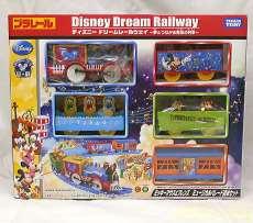 ミッキーマウス&フレンズミュージカルパレード貨車セット|タカラトミー
