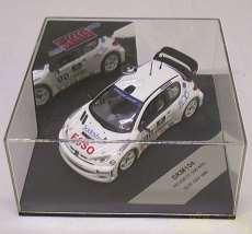 1/43プジョー 206WRC テストカー1999 VITESSE