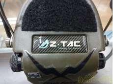 サバイバルヘッドセット Z-TACTICAL