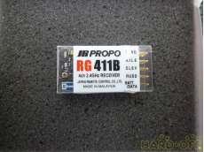 RG411B|JR PROPO