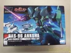 1/144 HGUC RAS-96 アンクシャ|BANDAI